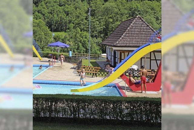 Sanierung des Schönauer Bads