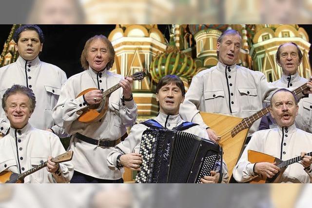 Lieder von der russischen Seele