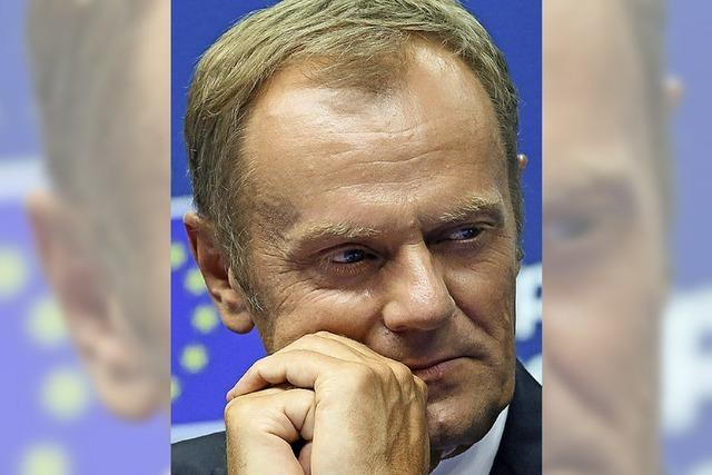 Polnische Positionen gegen Russland