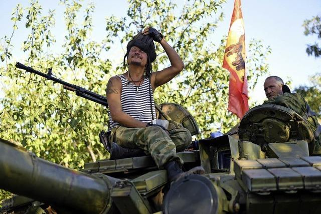 Putin plant Neurussland