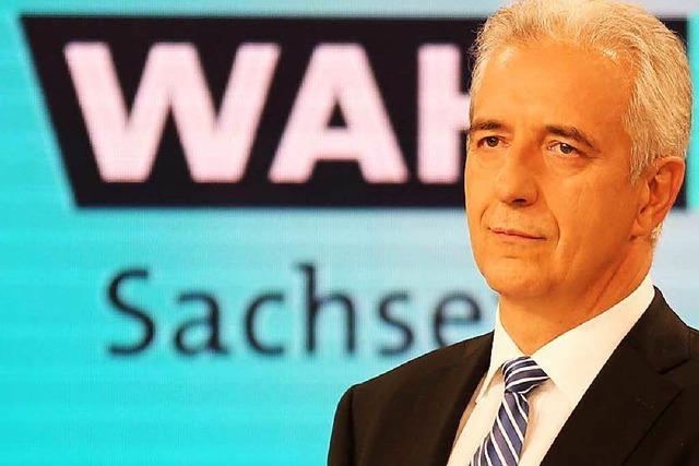 CDU gewinnt Wahl in Sachsen – Kein Bündnis mit AfD