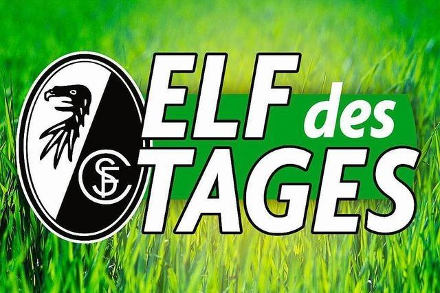SC Freiburg: Mehmedi schnappt sich den Ball – und semmelt darüber