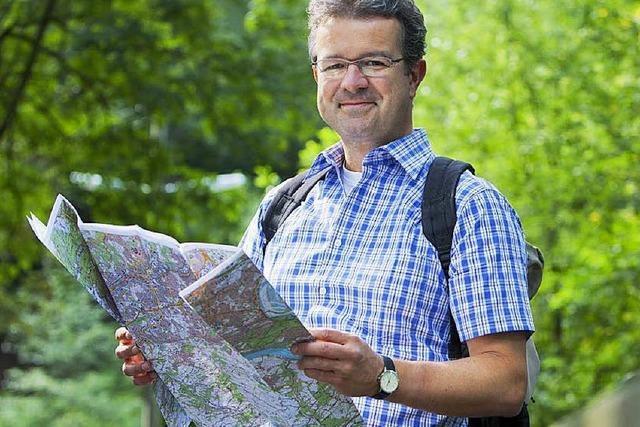 Warum Manuel Andrack eine Tour am Schluchsee leitet