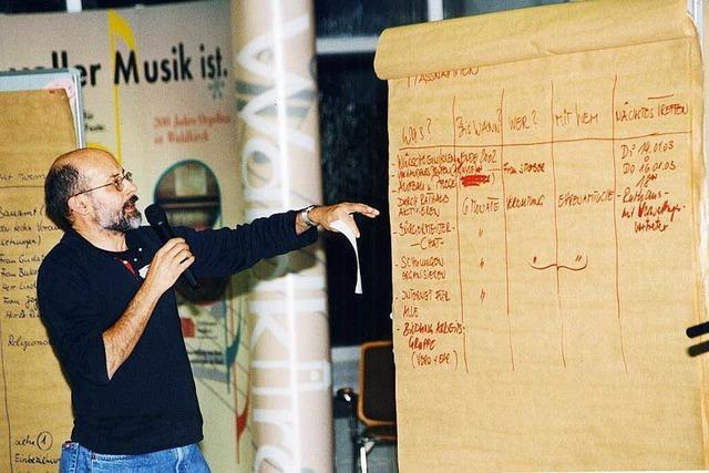 Bald Bürgerforum zum neuen Leitbild in Waldkirch
