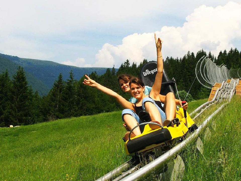 Der Hasenhorn-Coaster ist sehr beliebt – was Folgen für die Anwohner hat.  | Foto: ZVG