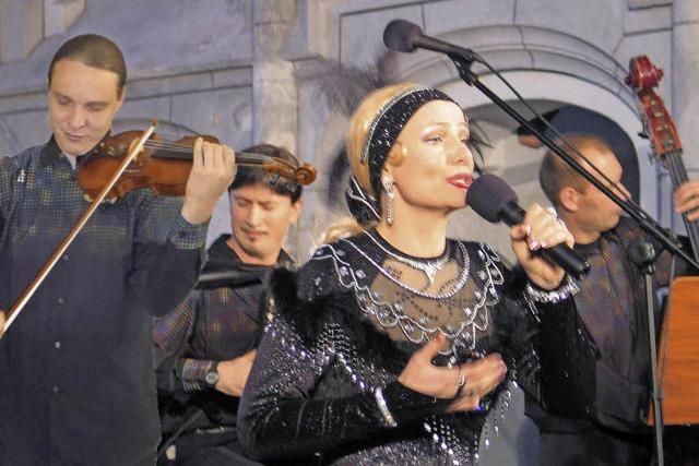 Italienische Nacht mit Malena Grandoni und Ensemble in Sasbachwalden