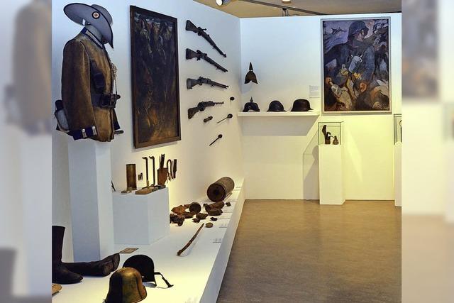 Öffentliche Führung zur Weltkriegsausstellung