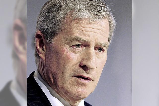 Deutsche-Bank-Co-Chef Fitschen befürwortet EU-Finanzminister