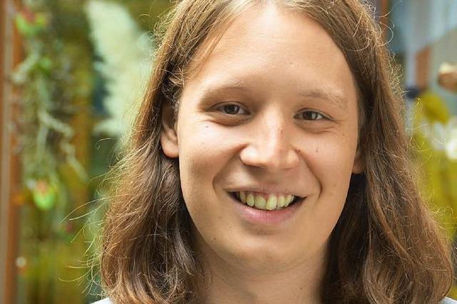 ORF-Medienpreis geht an jungen Lahrer Pirmin Styrnol