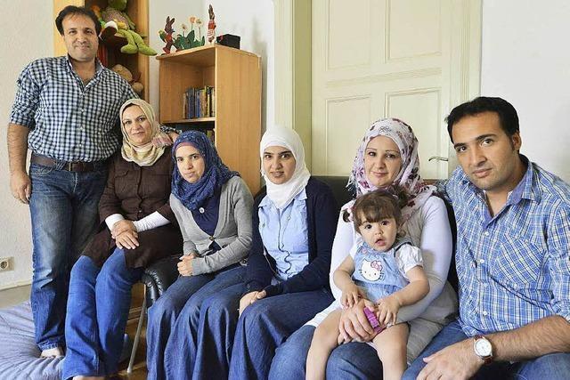 Protest zeigt Wirkung – syrische Familie darf vorerst bleiben