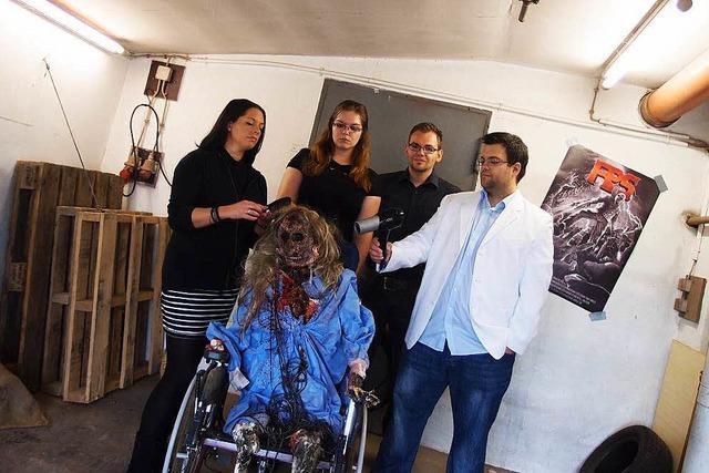 Horrorfilm vom Dinkelberg macht Furore