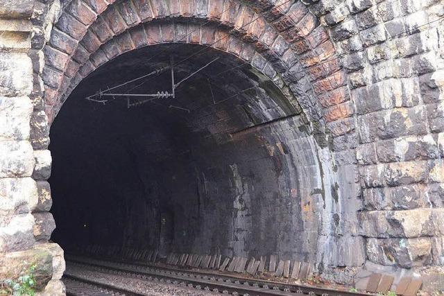 Wenn Bahntunnel zu marode für eine Sanierung sind