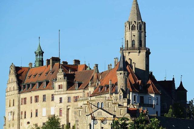 Warum Sigmaringen einst Frankreichs Hauptstadt war