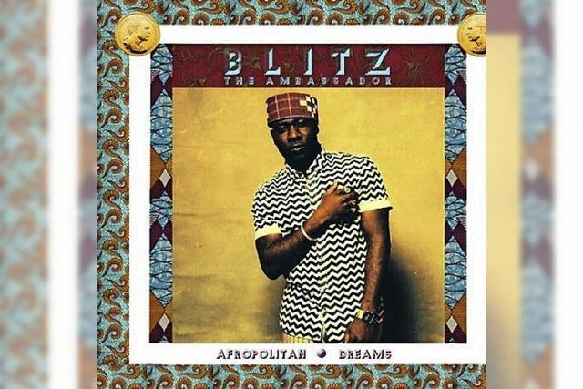 CD: AFRO I: Mit vielen Gästen aus Afrika