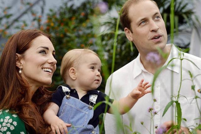 Kate erwartet ihr zweites Baby