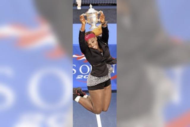Serena Williams: Die beste Spielerin der Gegenwart