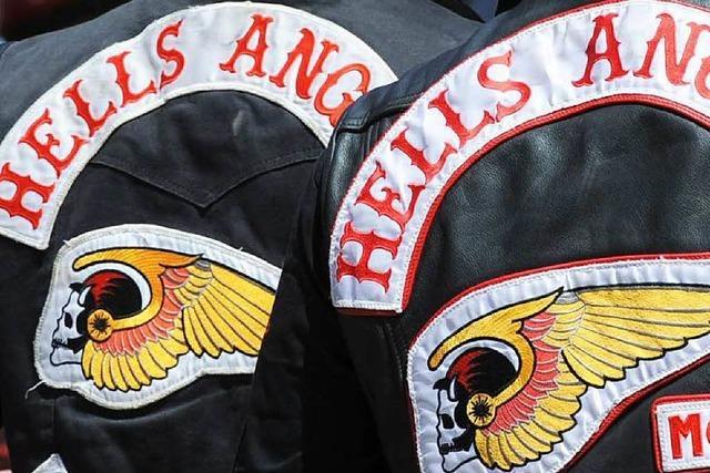 Innenminister Gall will Straftaten von Rockern eindämmen