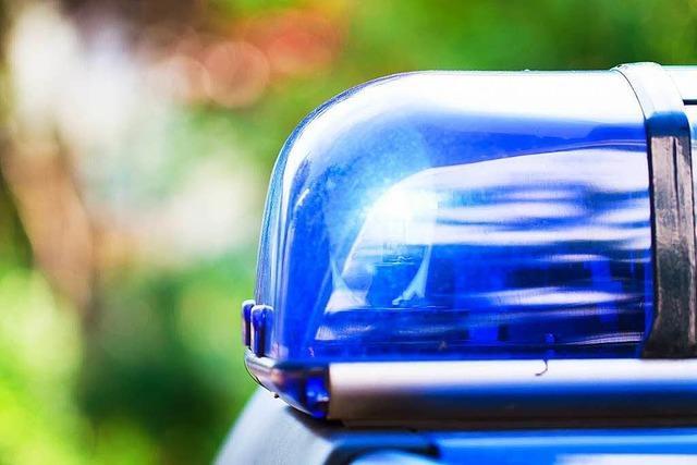 Unfall: Motorradfahrer stürzt auf der Schauinslandstrecke