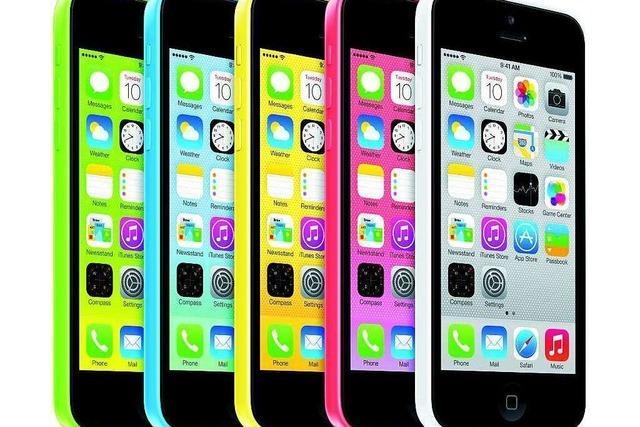 Neue iPhones und iWatch erwartet