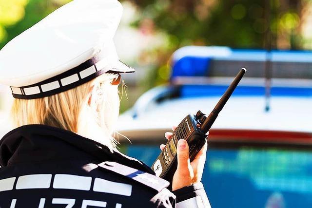 Radfahrerin in Freiburg-Haslach sexuell belästigt