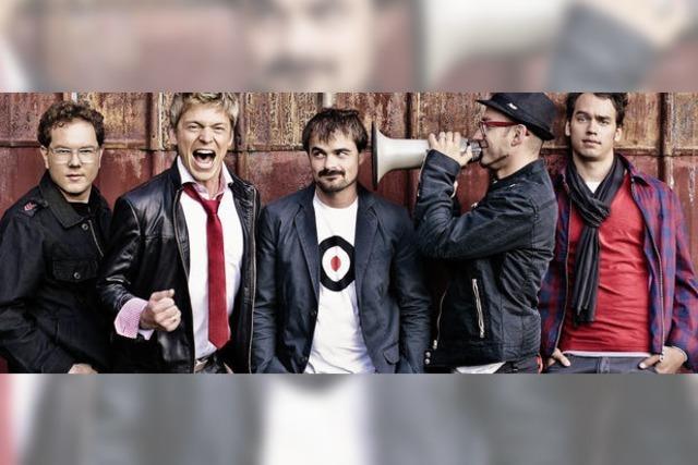 A-capella-Nacht in Bonndorf: Witz, Charme und Stimmgewalt