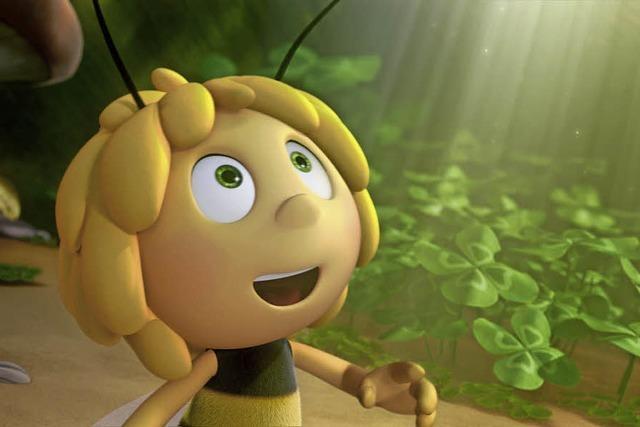 """""""Die Biene Maja"""" in 3D-Technik"""