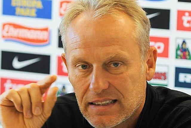 SC Freiburg spielt in Lörrach gegen die Young Boys Bern