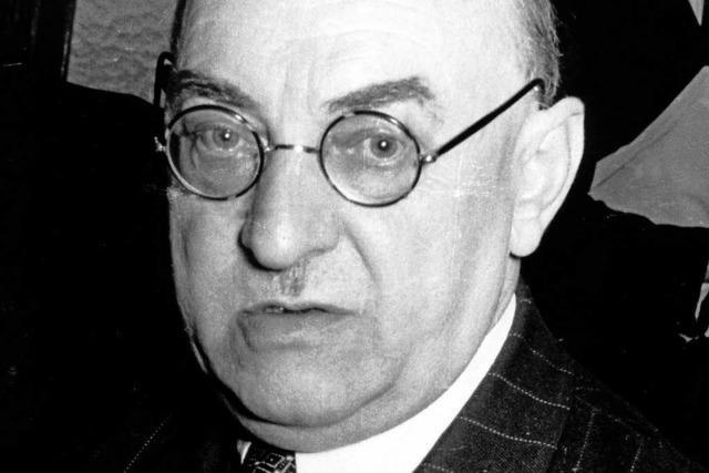 Ein herausragender Politiker der Nachkriegszeit