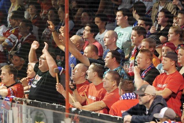 Tumulte beim Eishockey: Warum lief das Derby aus dem Ruder?