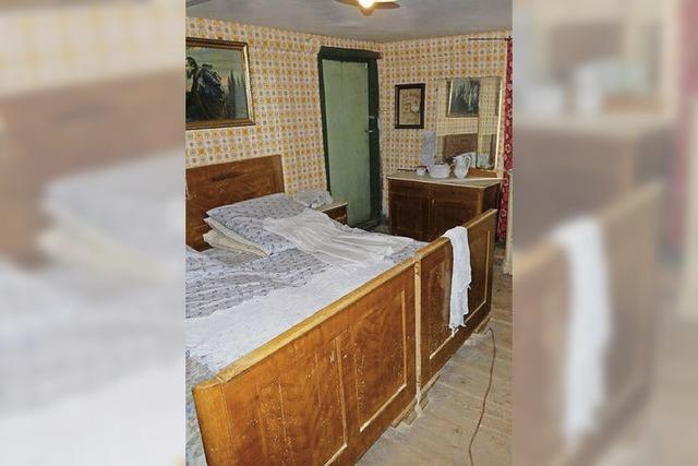 Das Hotzenhaus bietet Einblick