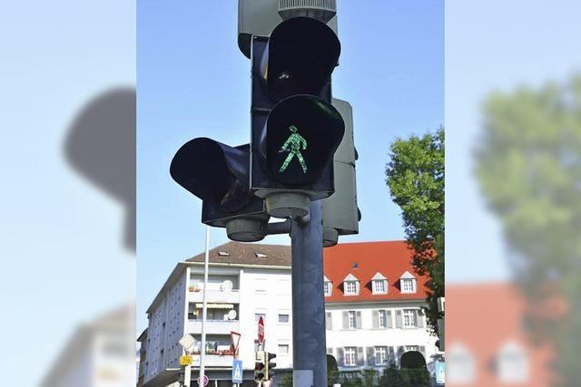 STREIFLICHT: Ampel zum Grün ärgern