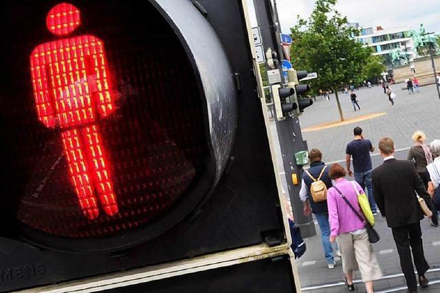 Städte müssen mehr für Fußgänger-Sicherheit tun