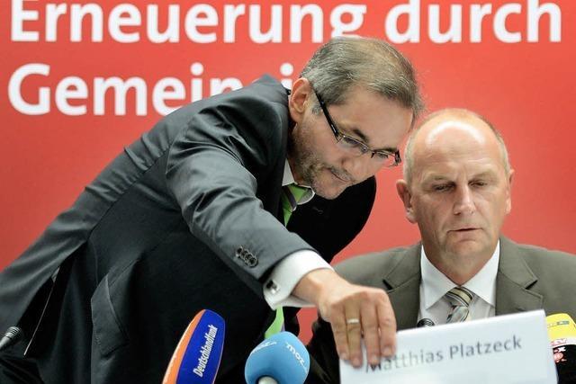 Der Wahlkampf von Dietmar Woidke