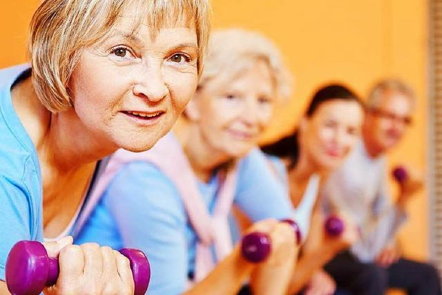 Lungensport für Lungenkranke: Schonen hilft nicht