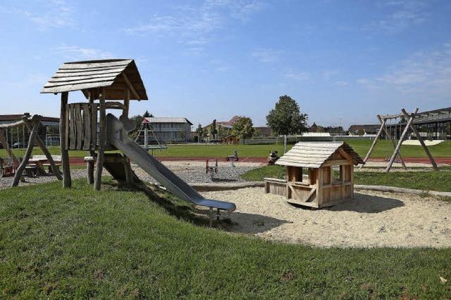 In Ichenheim stehen zwei Spielplätze auf dem Prüfstand