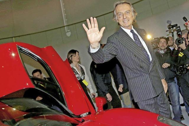 Die Ära Montezemolo geht zu Ende