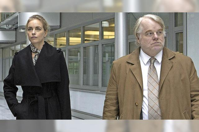 """Philip Seymour Hoffman in """"A Most Wanted Man"""""""