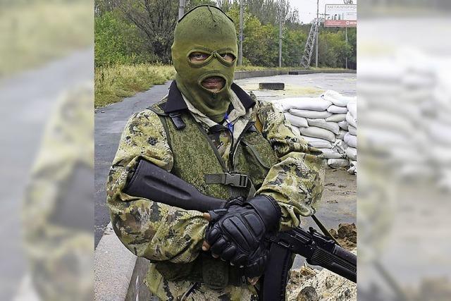 Kiew bietet mehr Rechte an