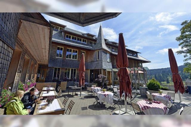 Gasthaus-Tour auf dem Schauinsland