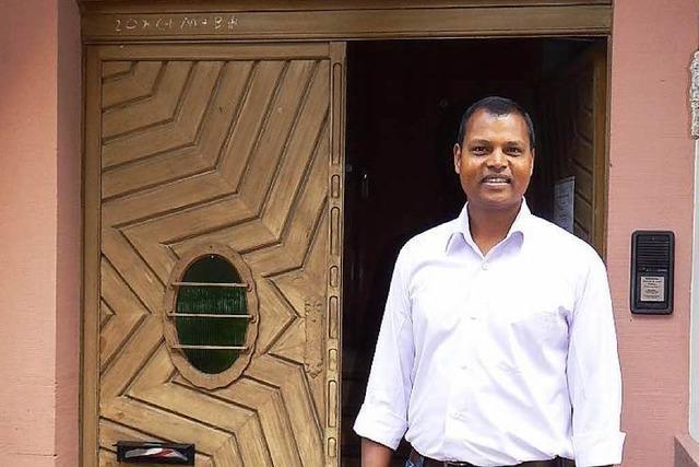 Neuer Pastoralassistent in Waldkirch kommt aus Indien