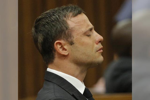 Richterin spricht Pistorius vom Vorwurf des Mordes frei