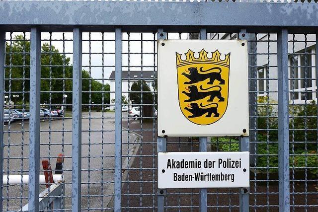 Stadt sieht gute Chancen für Flüchtlingsaufnahme in Polizeiakademie