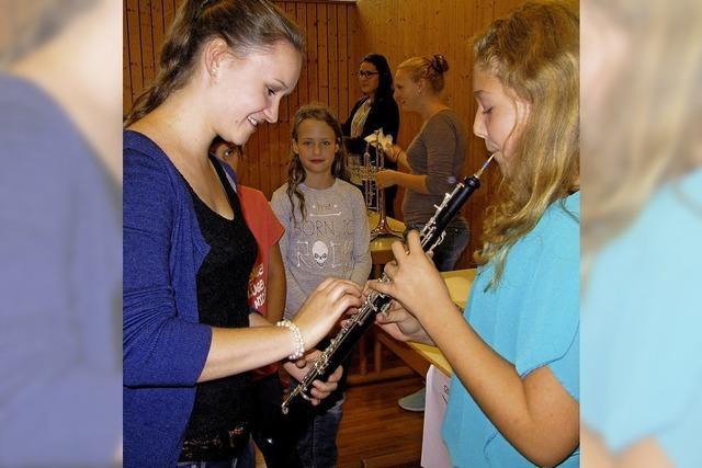Vielfalt der Instrumente