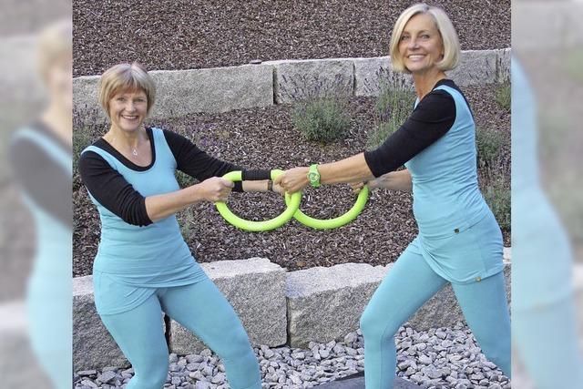 Oval, neongrün und gut fürs Wohlbefinden
