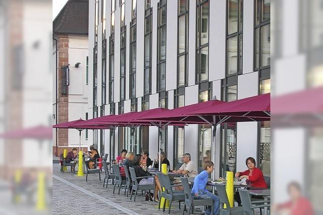Speisen am Abbatucciplatz