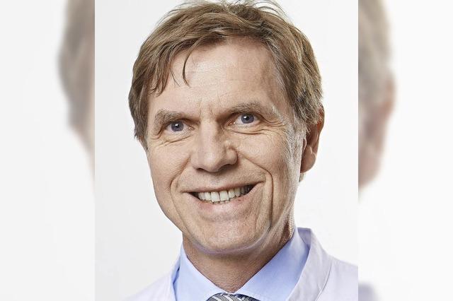 "Professor Hans-H. Osterhues: ""Den Patienten abholen, wo er steht"""