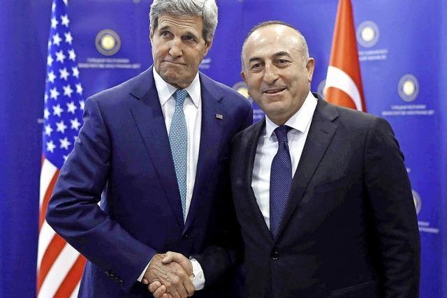 Türkei beteiligt sich nicht an Allianz gegen IS