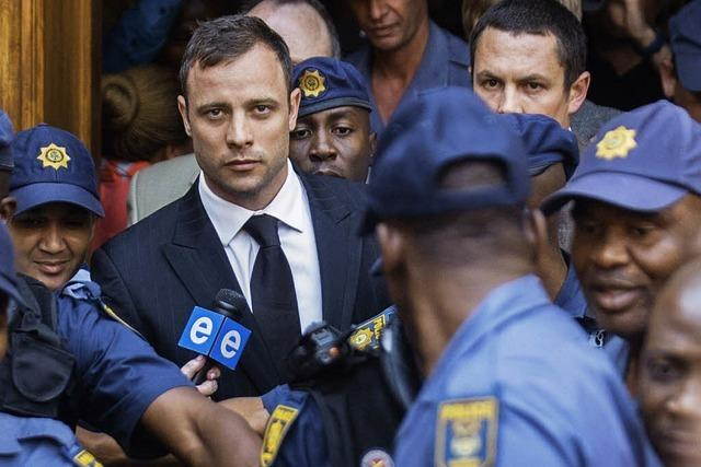 Gericht spricht Pistorius schuldig