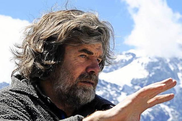 Reinhold Messner – der König der Achttausender wird 70