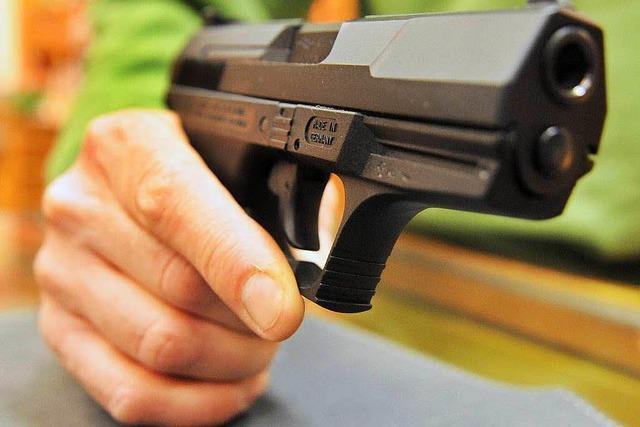 Barbesucher in Kehl angeschossen und schwer verletzt